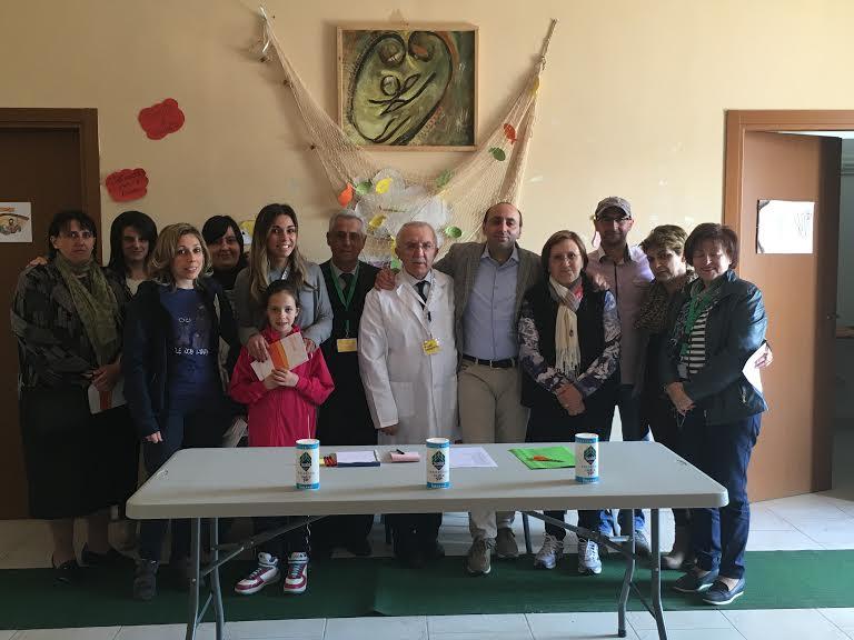 Iniziative svolte dall'AMEiR Onlus di Avellino per la Settimana Mondiale della Tiroide 2016