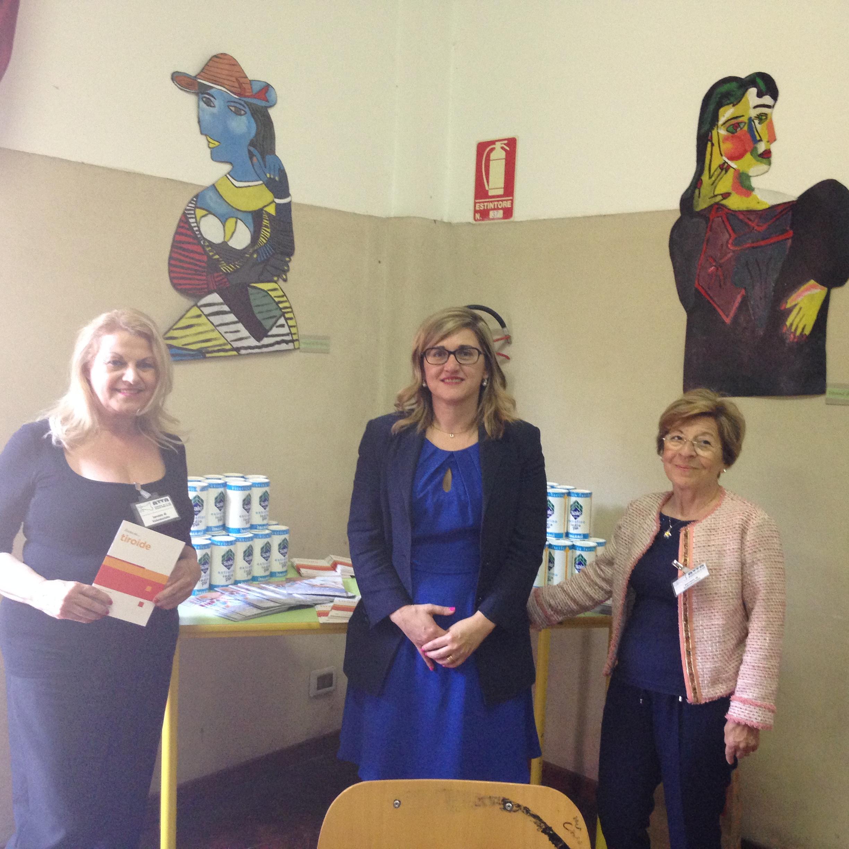 La Settimana Mondiale della Tiroide 2016 di ATTA ONLUS SICILIA